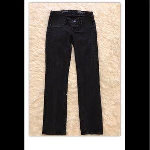 J. Crew Black Maternity Matchsticks Jeans 27R